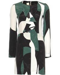 Marni Print Dress - Lyst