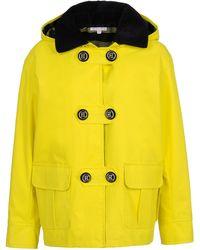 Olympia Le-Tan Jacket - Yellow