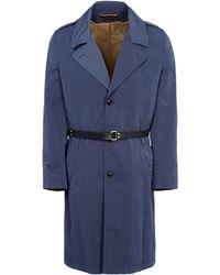 Marc Jacobs Fulllength Jacket - Lyst