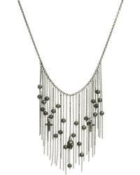 Tatty Devine - Religion Beaded Necklace - Lyst
