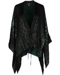 Roberto Cavalli Dressing Gown - Green