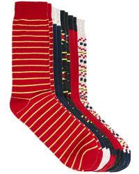 Humor - Urban Eccentric 5 Pack Flex Socks - Lyst