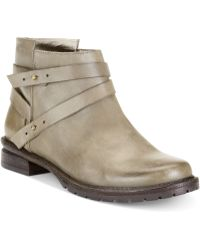 Kenneth Cole Reaction Clover Booties - Green