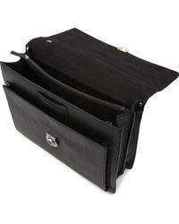 Leonhard Heyden Lh Bristol Briefcase 2 Compart
