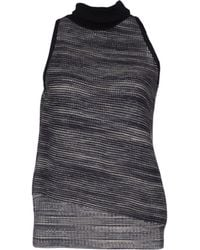 Missoni Polo Neck - Lyst