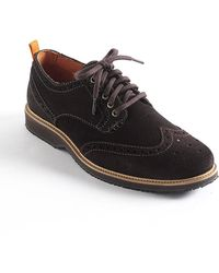 Tommy Bahama - Elliot Suede Wingtip Oxfords - Lyst