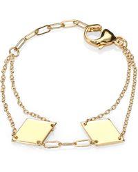Bliss Lau Twin Bracelet - Lyst