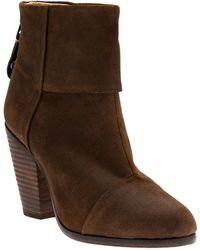 Rag & Bone 'Newbury' Boot - Lyst