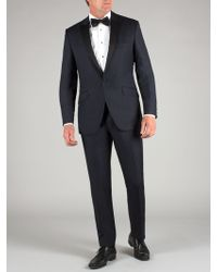 Alexandre Savile Row Midnight Blue Dresswear Suit - Lyst