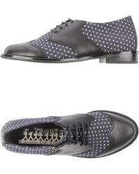 F-Troupe Lace-Up Shoes - Lyst