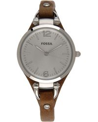 Fossil Wrist Watch - Lyst