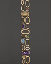 Marco Bicego - 18K Gold Murano Link Double Row Bracelet - Lyst