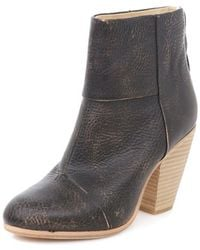 Rag & Bone Newbury Boot - Lyst