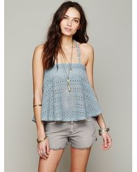 Free People Knot A Lot Top - Lyst