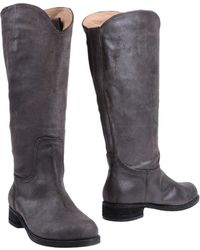 Belle By Sigerson Morrison Boots - Lyst