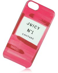 Juicy Couture - Juicy N1 Iphone 5 Case - Lyst