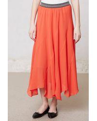 Vanessa Virginia - Colima Maxi Skirt - Lyst