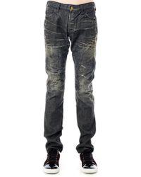 PRPS Noir - Fury Straightleg Jeans - Lyst