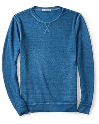 Threads For Thought Burnout Crew Neck Sweatshirt - Lyst