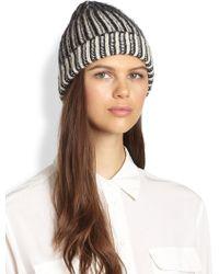Eugenia Kim | Matty Wool Hat/black | Lyst