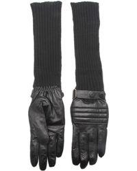 Kurt Geiger Antonia Leather Gloves