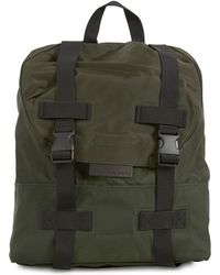 Marc By Marc Jacobs - Nylon and Canvas Rucksack - Lyst