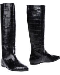 Roberto Cavalli Boots - Black