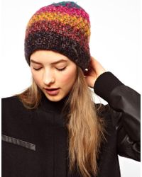 Penfield - Barts Jerry Berry Beanie - Lyst