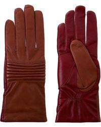 Isabel Marant Brown Wescott Gloves