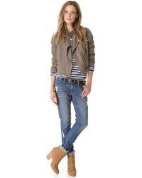 James Jeans Neo Beau Boyfriend Jeans - Lyst