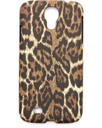 Juicy Couture - Leopard Samsung Galaxy Phone Case - Lyst