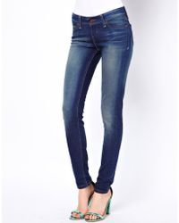 Levi's Levis Young Modern Curve Id Skinny Jeans - Lyst