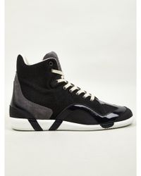 Maison Margiela 22 Mens Mid-top Sneakers - Lyst