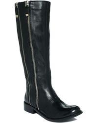 Tahari Andy Tall Boots - Black