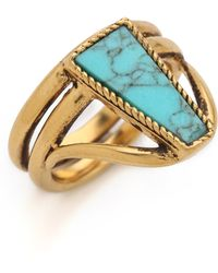 A Peace Treaty - Ahtad Turquoise Ring - Lyst