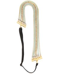 Dauphines of New York - The Celebration Headband - Lyst