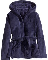 H&M Dressing Gown - Blue