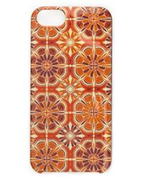 Lucky Brand - Folklore Mosaic Pink Case - Lyst