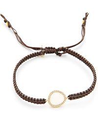 Tai - Circular Stone Bracelet - Lyst