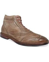Allen Edmonds - Cronmok Wingtip Boots - Lyst