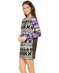 Antik Batik Ardi Embellished Dress - Lyst