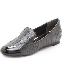 Boutique 9 - Yaasuo Cap Toe Loafers - Lyst