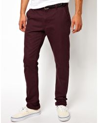 Cheap Monday Chinos Slim Fit - Lyst