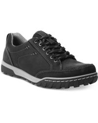 Ecco Vermont Hiking Shoes - Lyst