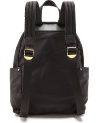Marc By Marc Jacobs Preppy Nylon Backpack - Black