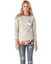 Rxmance - Jersey Sweatshirt - Lyst