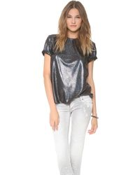 Shakuhachi - Mermaid Tee Top - Lyst