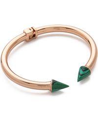 Vita Fede Mini Titan Stone Bracelet - Metallic