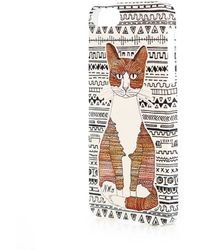 Hobbs - Nw3 Roly Cat Phone Case 5 - Lyst