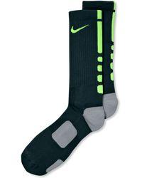Nike Elite Basketball Mens Socks - Black